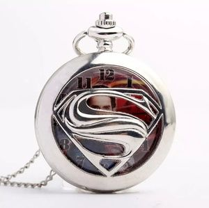 Accessories - ♥️💋🆕️SUPERMAN(Kal-el) silver chain watch